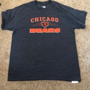 Unisex Chicago bears graphic tee